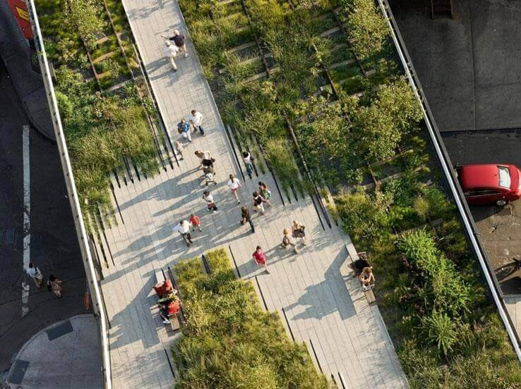 High Line or Promenade Plantée?