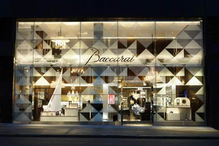 Baccarat Crystal Boutique
