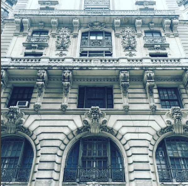 Hausman building, Paris or New York?