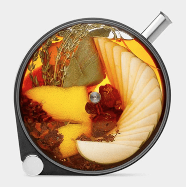 The porthole infuser.