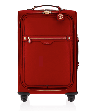Henri Bendel West 57th 360 Wheelie in red
