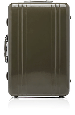 Zero Halliburton Classic Aluminium Vintage Carry-on Travel Case
