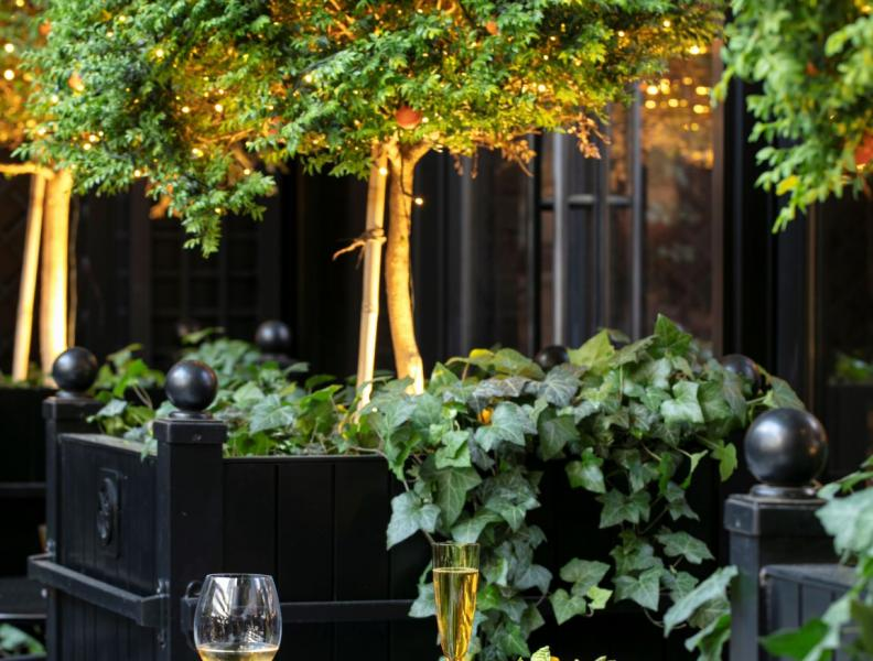 The Best Places for Alfresco Dining This Summer