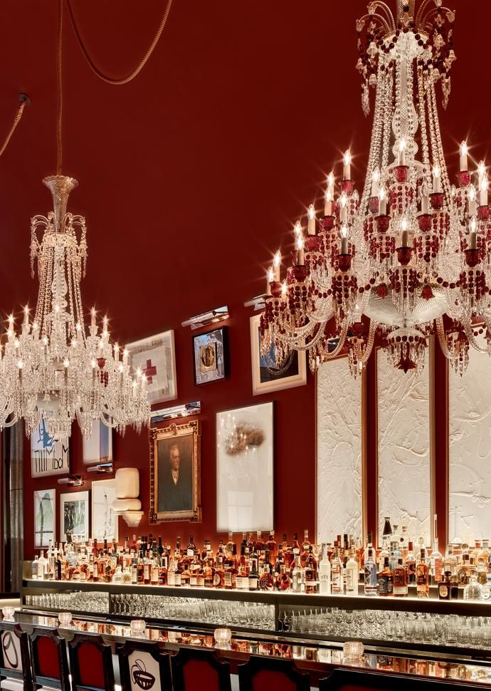 the bar at baccarat hotel
