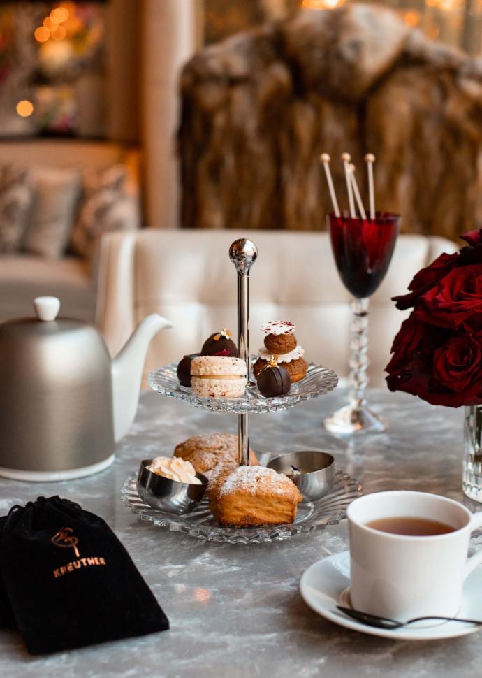 Passion du Chocolat Afternoon Tea 2