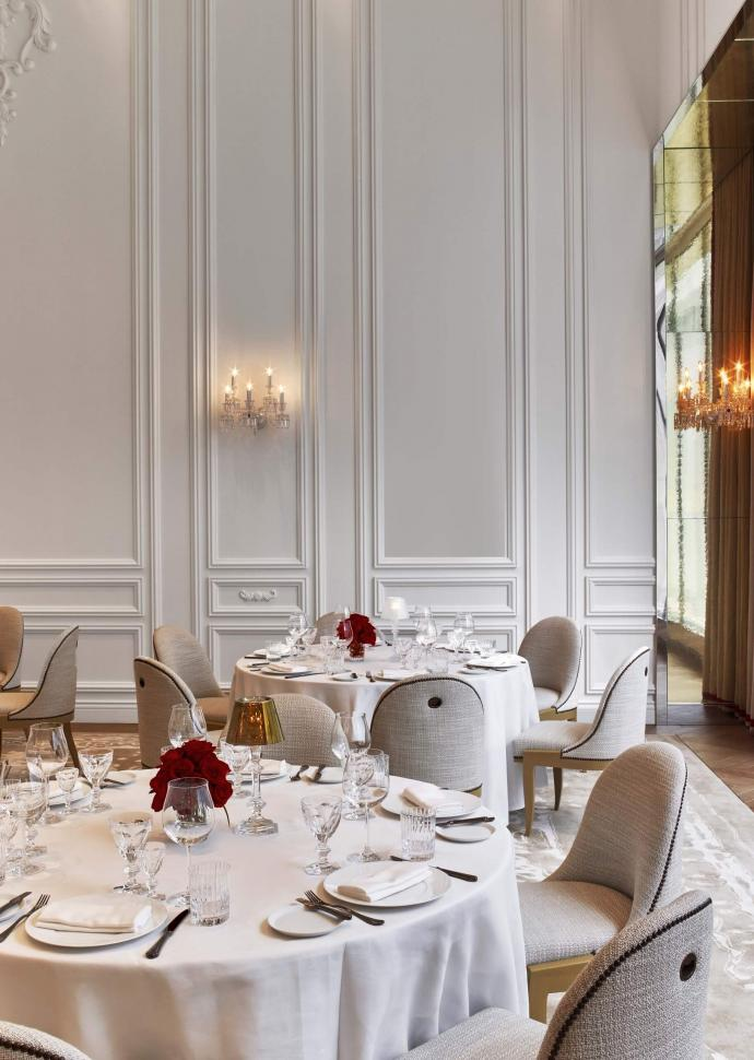 Baccarat Hotel New York Harmonie Room Vertical 1