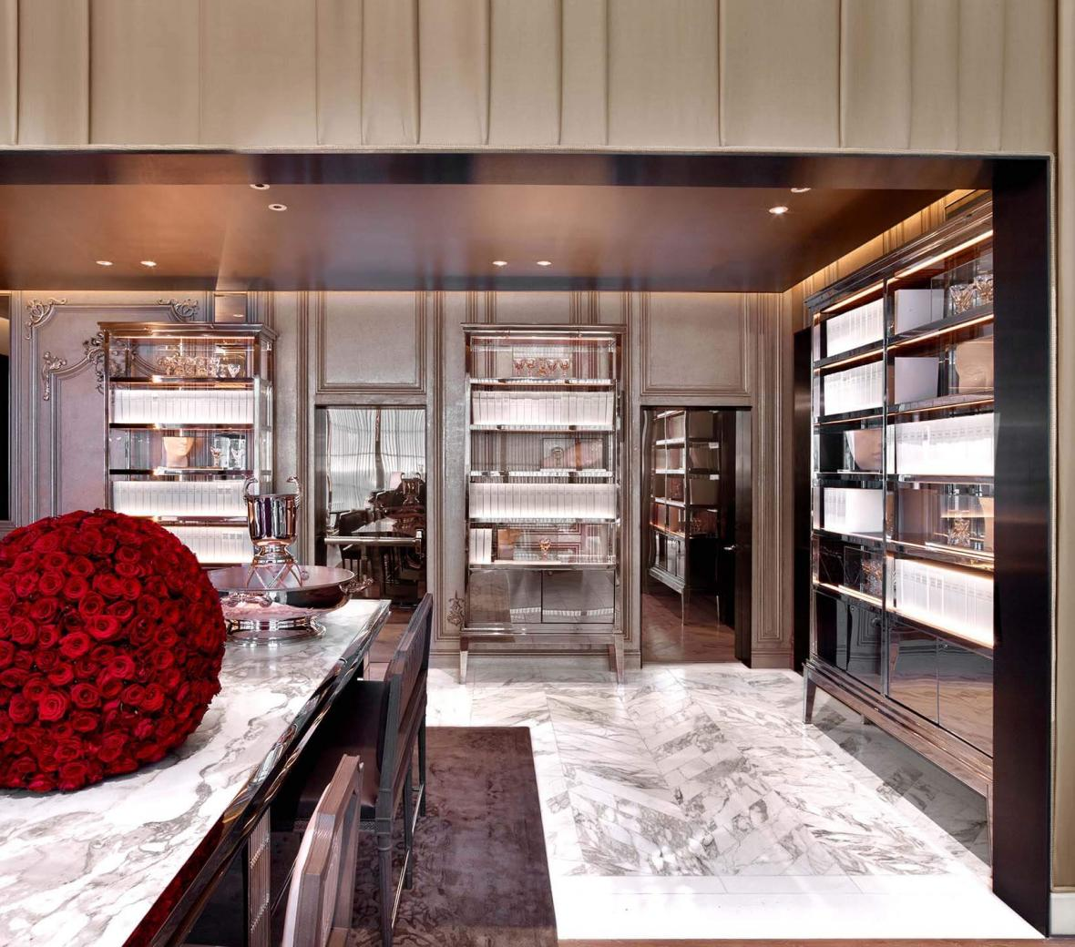 The Library | Baccarat Hotel New York