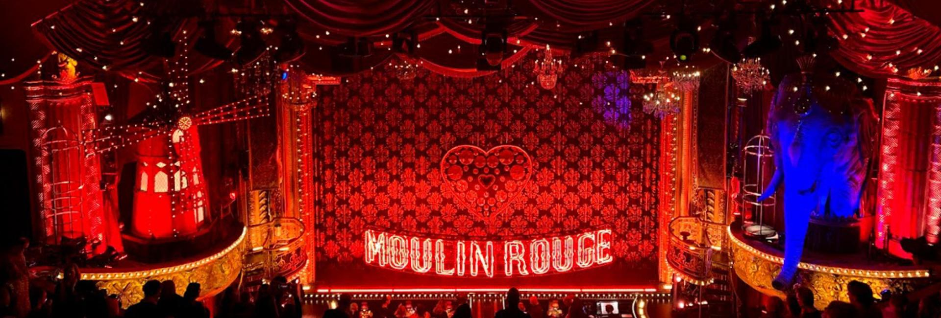 Moulin Rouge VIP Experience